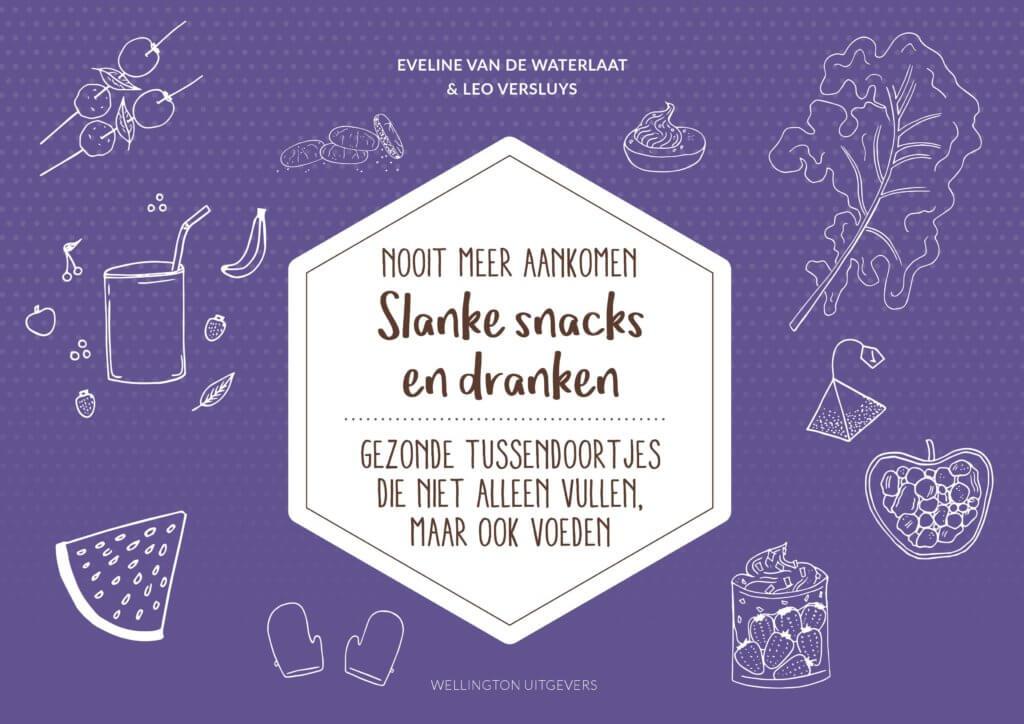 Cover e-book Slanke snacks en dranken