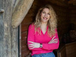 Eveline van de Waterlaat diëtist toegepast psycholoog en auteur van Nu afvallen en nooit meer aankomen