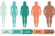 Streefgewicht bepalen